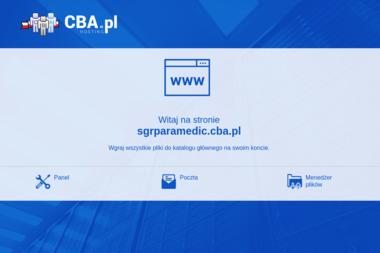 """Stowarzyszenie Grupa Ratownicza """"PARAMEDIC"""" - Kurs pierwszej pomocy Kołobrzeg"""