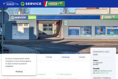 Auto Serwis Sobos - Przeglądy i diagnostyka pojazdów Piła