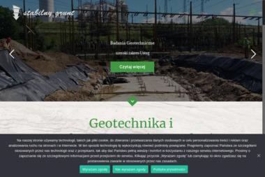 Stabilny grunt Sp. z o.o. - Geolog Poznań