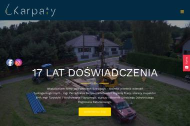 ZRGTW KARPATY - Badanie Geotechniczne Bochnia