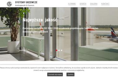 Andrzejewski & Gawron Systemy Grzewcze - Kotły Gazowe Dwufunkcyjne Poznań