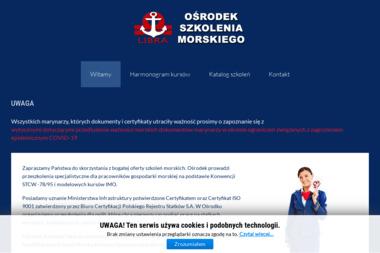 Ośrodek Szkoleń Morskich LIBRA - Kurs pierwszej pomocy Kołobrzeg