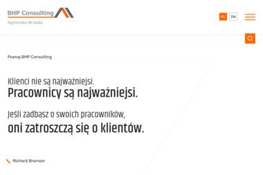 BHP Consulting - Kurs pierwszej pomocy Białystok