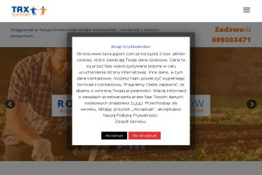 TAX SUPPORT SPÓŁKA JAWNA - Biznes plan Toruń