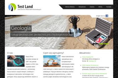TEST LAND - Geolog Gdynia