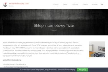 Tizar - Instalacja Centralnego Ogrzewania Sejny