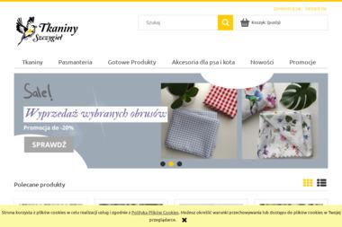 Tkaniny i Pasmanteria - Usługi Krawieckie Nowy Sącz