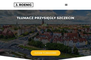 """""""Re-Ta"""" Bis FUH - Tłumacz Języka Angielskiego Szczecin"""