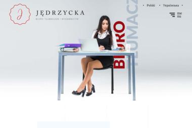 """Biuro Tłumaczeń i Wydawnictw """"Kamila Jędrzycka"""" - Tłumacze Bielsko-Biała"""
