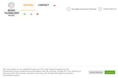 BIURO TŁUMACZEŃ MISTRAL - Biuro Tłumaczeń Środa Wielkopolska