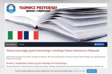 Biuro tłumaczeń w Łomży - Tłumacze Łomża