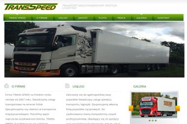 TRANS SPEED - Transport międzynarodowy Lębork