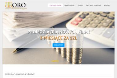 BR ORO usługi rachunkowe księgowe - Rozliczanie Podatku Pułtusk
