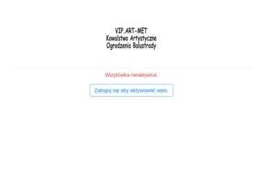 PPHU ''VIP.ART-MET'' - Ogrodzenia Besko