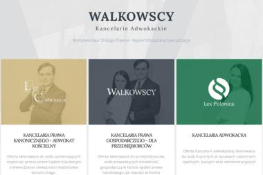 Walkowscy Kancelarie Adwokackie - Radca prawny Katowice