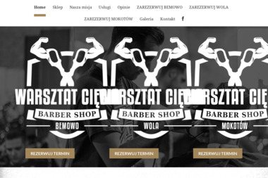 Warsztat Cięcia - Fryzjer Warszawa