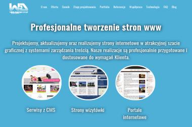 Web-Design - Strony internetowe Wągrowiec