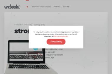 Studio Efektywnego Internetu WEBOSKI - Strony internetowe Andrychów