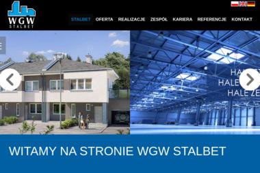 WGW STALBET - Zbrojarz Sieradz