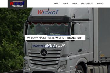 WICHOT TRANSPORT - Transport międzynarodowy Siechnice