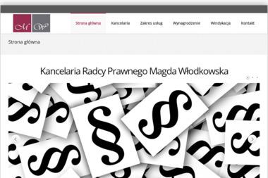 Kancelaria Radcy Prawnego Magda Włodkowska - Windykacja Łomża
