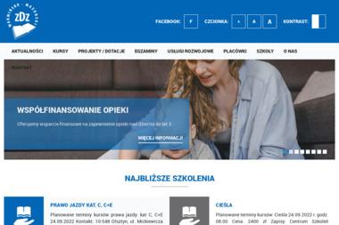 Warmińsko–Mazurski Zakład Doskonalenia Zawodowego w Olsztynie - Kurs pierwszej pomocy Olsztyn