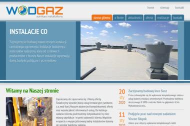 PRZEDSIĘBIORSTWO USŁUGOWO HANDLOWE WOD-GAZ BIS - Centralne Ogrzewanie Krzęcin