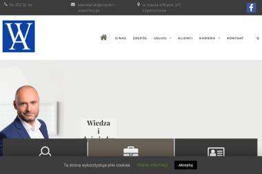 """Kancelaria Radców Prawnych """"""""Wójcik i Wspólnicy"""""""" - Obsługa prawna firm Częstochowa"""