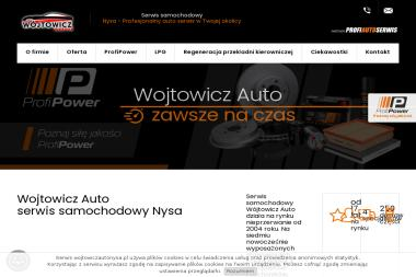 Wojtowicz Auto Hajduki - Gazownik Samochodowy Nysa