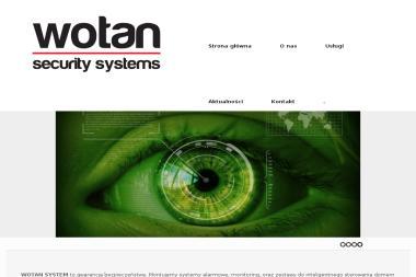 WOTAN SYSTEM - Alarmy Toruń