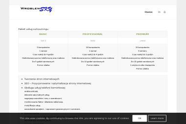 WroblewSKY - Agencja interaktywna Ostrołęka