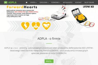 ADPLA sp. z o.o. - Kurs pierwszej pomocy Elbląg