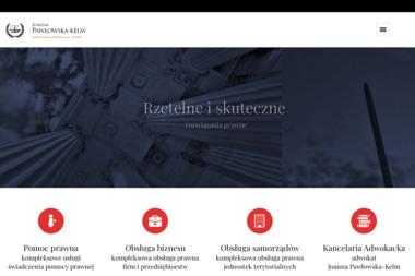 Adwokat Joanna Pawłowska-Kelm - Windykacja Oława