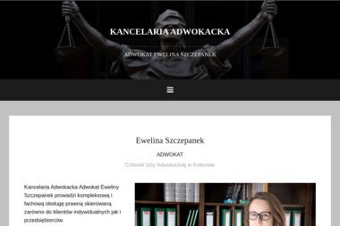 Kancelaria Adwokacka Adwokat Ewelina Szczepanek - Windykacja Szczucin