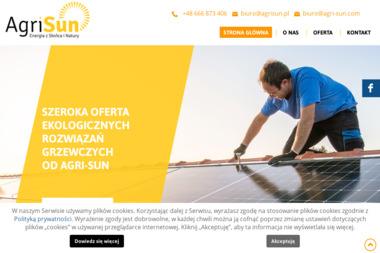 Agri-Sun - Energia odnawialna Widlino