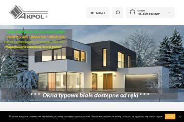 Przedsiębiorstwo Produkcyjno Usługowo Handlowe AKPOL Sp.J. - Drzwi Wewnętrzne Kielce