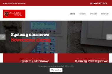 Alarm-Tech - Alarmy Ostrzeszów