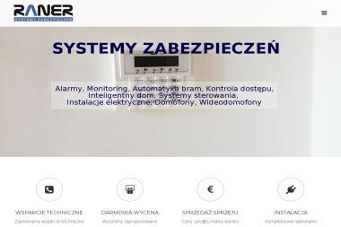 RANER - Serwis Alarmów Kwidzyn