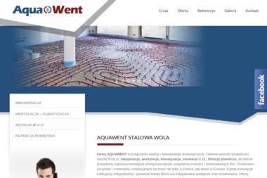 AQUAWENT - Instalacje grzewcze Stalowa Wola
