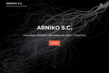 ARNIKO S.C. - Systemy Alaramowe do Domu Nowy ciechocinek