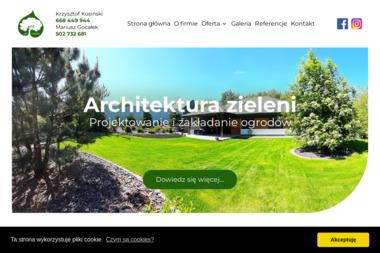 Art – GARDEN - Projektowanie ogrodów Łódź
