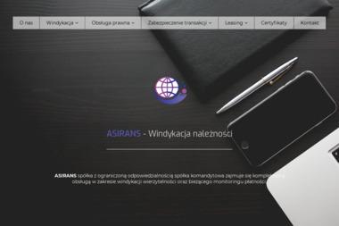 ASIRANS - Odzyskiwanie Długów Września