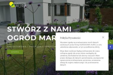 Ogrodowa Aura - Projektowanie ogrodów Garwolin
