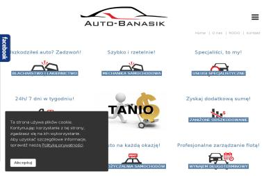 AUTO-BANASIK - Mechanik Jaworzno