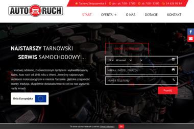 Auto Ruch - Gazownik Samochodowy Tarnów