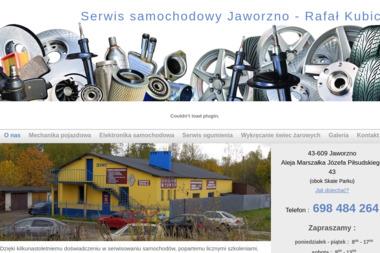 Serwis Samochodowy Rafał Kubica - Mechanik Jaworzno