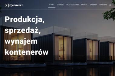 A-Z Convert - Domy modułowe Mikołów