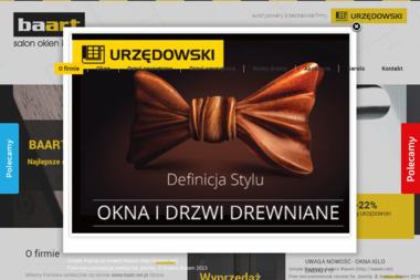 BAART - Okna PCV Opole