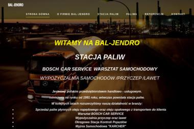 BAL-JENDRO - Dostawa Oleju Opałowego Lubliniec
