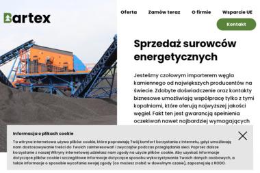 Bartex-Paliwa Sp. z o.o. - Sprzedaż Węgla Bydgoszcz